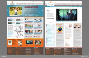 Heart Hospital - mobile web design
