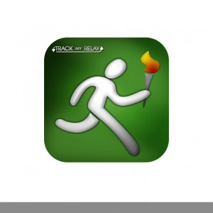 Track My Relay Mobile App