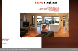 Sparks - mobile web design